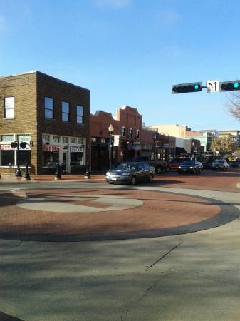 Historic Downtown Plano Photo