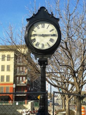 Historic Downtown Plano Photo