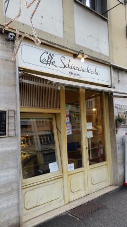 Cafe Schiacciachicchi