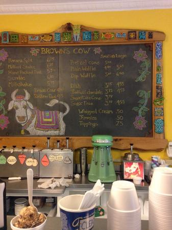 Phoenixville, PA: BLACK BOARD MENU