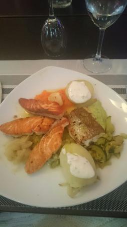 Tournefeuille, Frankrike: Aiguillette poisson