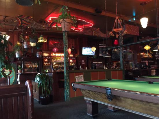 cool interior with pool tables picture of mcmenamins tavern and rh tripadvisor co za