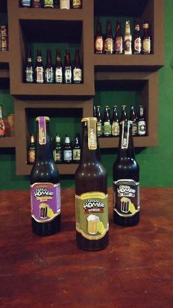 Cervezas Homero