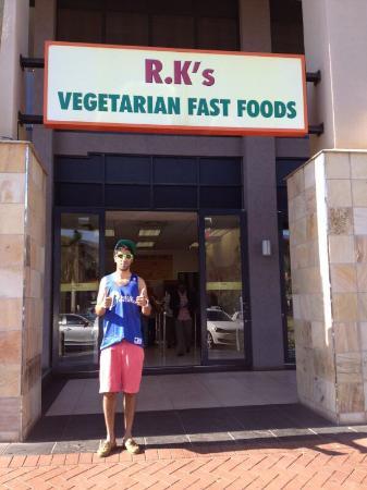 R.K. 'S Vegetarian Fast Food