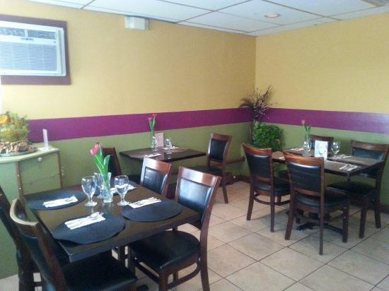 Metuchen, Nueva Jersey: Dinning room