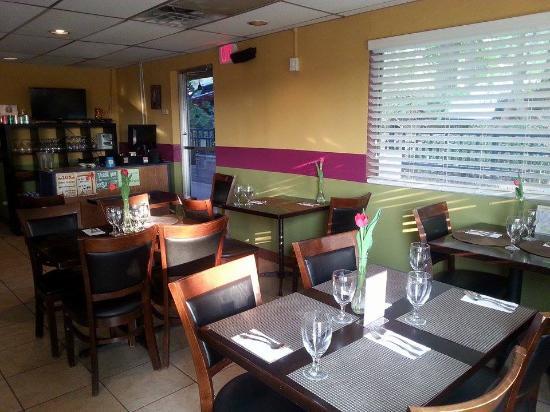 Metuchen, Nueva Jersey: Dinning room 2
