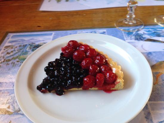 """Demi-Quartier, Francia: Tarte myrtille-framboise"""""""
