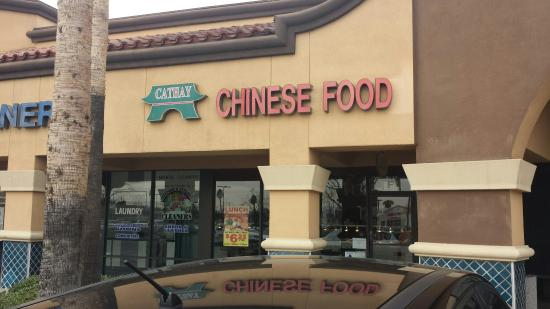 Cathay Chinese Food