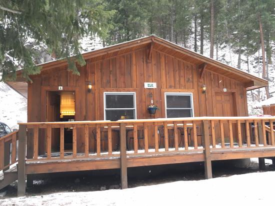 Paradise, MT: Cabin