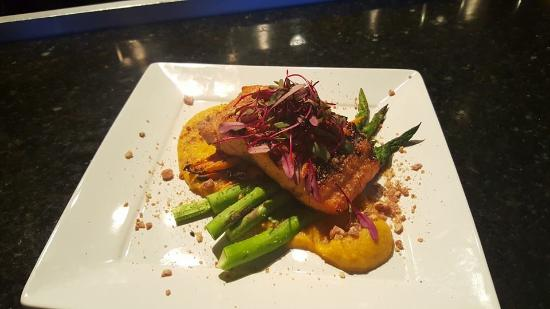 Grilled Salmon Fall Winter Menu 15 16 Picture Of Saltwater