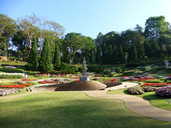Foto de Doi Tung - The Royal Villa