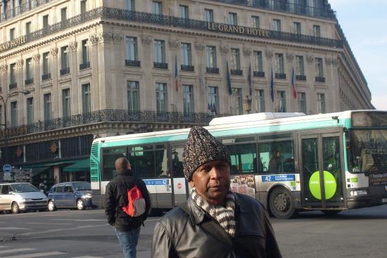 Centro de Paris.