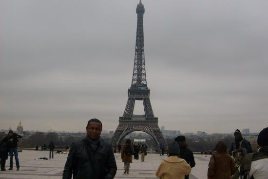 Paris, France: Tore Eiffel