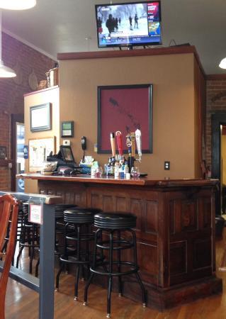 Uniontown, WA: Bar
