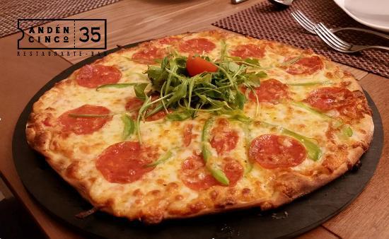 Lagos de Moreno, México: Pizza