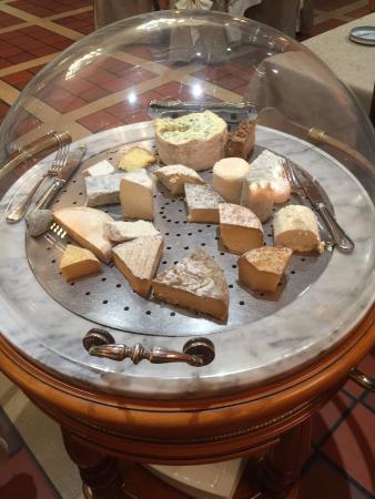 Charlieu, Francia: cheese