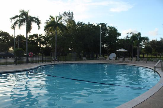 Sleep Inn at Miami International Airport: Piscine
