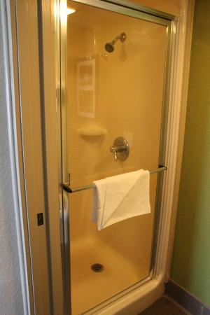 Sleep Inn at Miami International Airport: Salle de bain