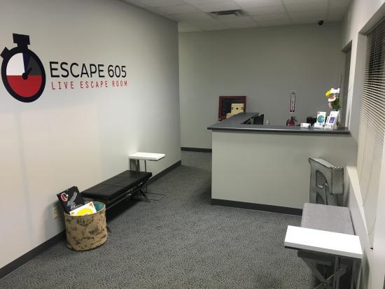 Escape 605