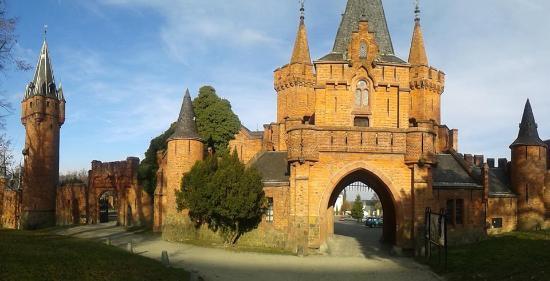 Hradec nad Moravici, Republika Czeska: Chateau Hradec nad Moravicí