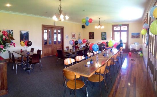 Levin, Nya Zeeland: function room birthday