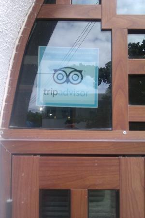 Hotel Sevilla: trip advisor sign hotel inglaterra Hotel Sevilla puerto morelos budget lodgings