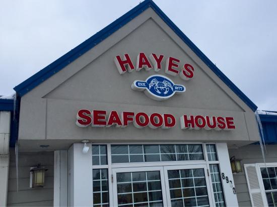 Clarence, estado de Nueva York: Hayes Fish Co.