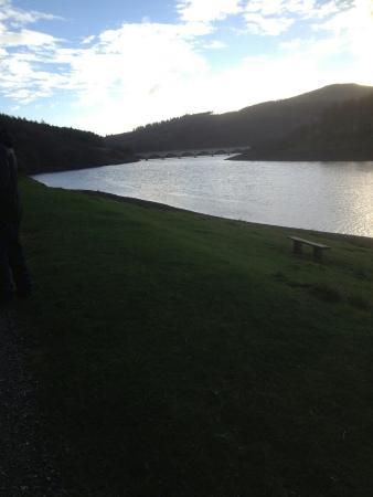 Peak District National Park, UK: Derwent Dam
