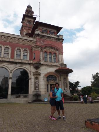 Catavento Cultural e Educacional Praça Cívica Ulisses Guimarães | Palácio das Indústrias, São Pa