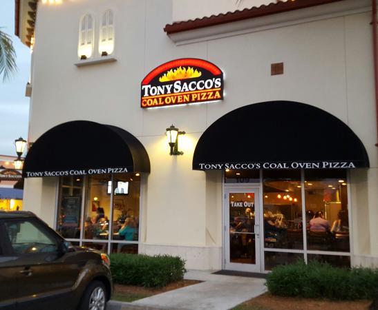 tony sacco s coal oven pizza estero restaurant reviews phone rh tripadvisor com