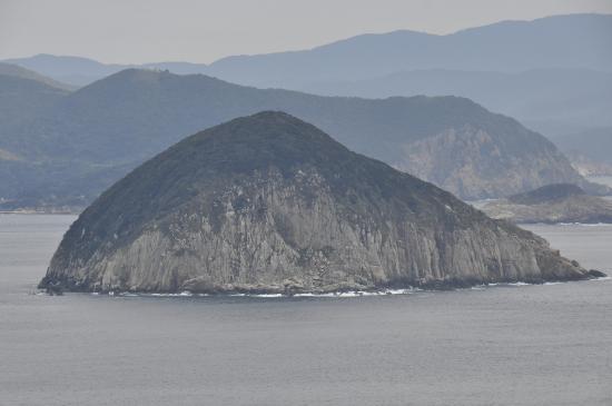 Ugurushima Island: 敵船から観る