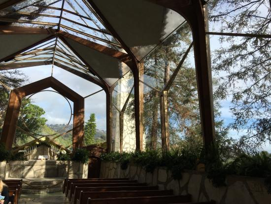 Glass Church / Wayfarers Chapel: Great little detour in Rancho.  Peaceful and pretty.  Definitely recommend a sunny day.  Wonder