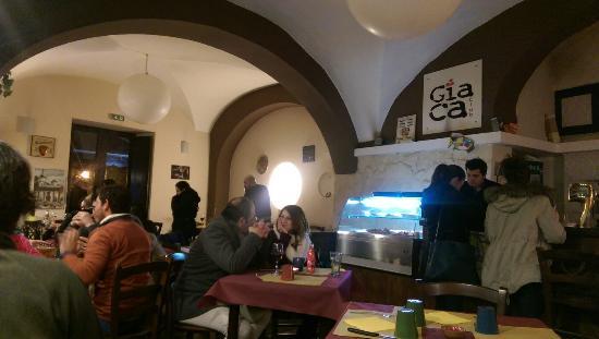 Viagrande, Italia: Giaca Ristopizza
