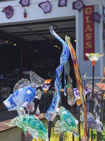 Langley, WA: Yard art