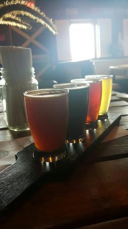 Southwick, MA: Westfield River Brewing Company