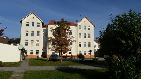 Apartmenthaus Kaiser Friedrich Foto