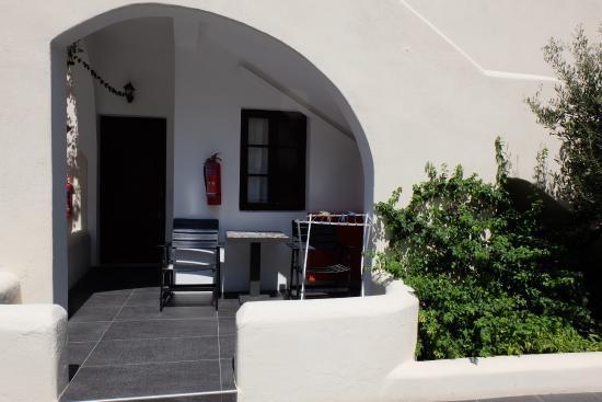 Bellonias Villas: Hotel
