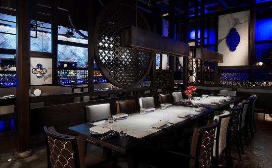 the 10 best restaurants for group dining in las vegas - Private Dining Rooms Las Vegas