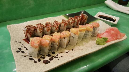 Peking Garden & Sushi