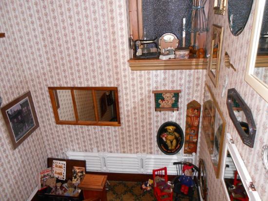 Auberge McGee's Inn: La casa
