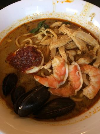 mixed seafood curry beach corner seafood mixed delicious thai seafood ...