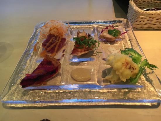 Chef's V Yokohama Landmark Tower: コース2番目