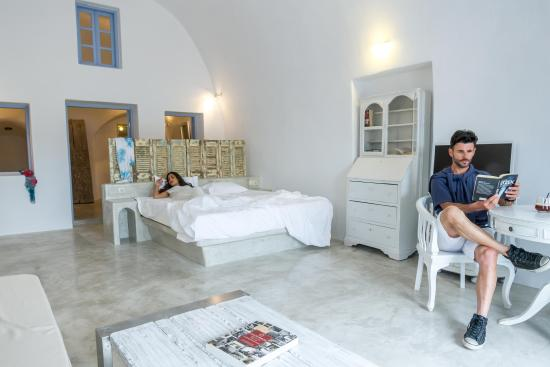 Andronis Luxury Suites: Two Bedroom Villa