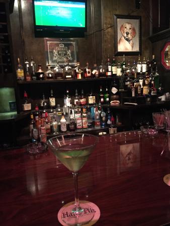 Magnolia, Τέξας: Apple Martini 😊