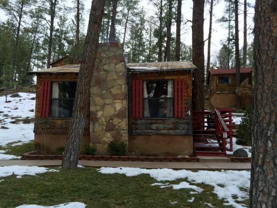 Sierra Blanca Cabins Photo