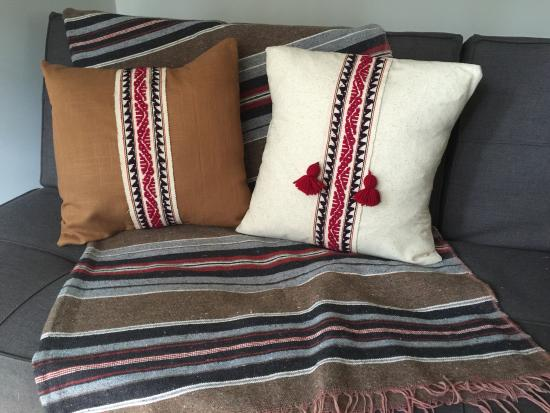 Guatemala Textile Hand Made Pillow Covers Picture Of Luna Layne Fascinating Guatemalan Pillow Covers