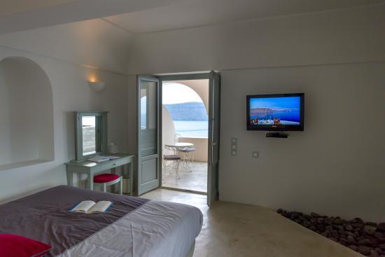 Andronis Luxury Suites: Grande Suite