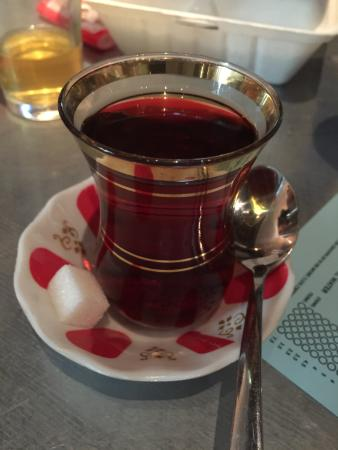 Canterbury, Avustralya: turkish tea