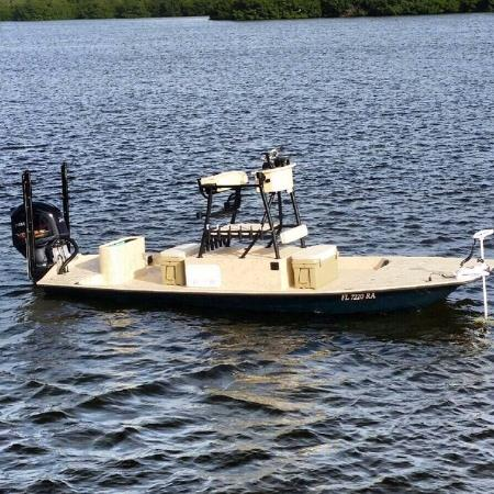 Charlotte Harbor & the Gulf Islands, Flórida: Southwest Florida Charters - Shoalwater Fishing Boat!