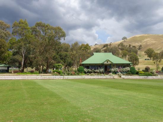 Amazing little bit of England hidden in country Victoria - Review of The Village Green ...